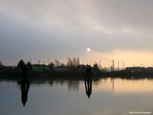 Inverno sul Canalbianco