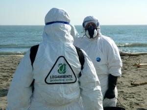 Legambiente: La task force delle spiagge