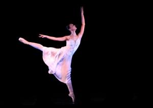Ballerina di Danza Classica. International Dance Festival di Lega Danza Uisp (25 novembre 2012) al Milando Danza Expo -  Foto per RadioDanza.it