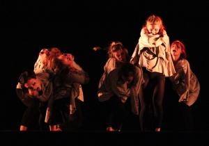 International Dance Festival di LegaDanza Uisp (25 novembre 2012) al Milano Danza Expo - Foto per RadioDanza.it