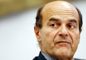 Pierluigi Bersani apre al centro