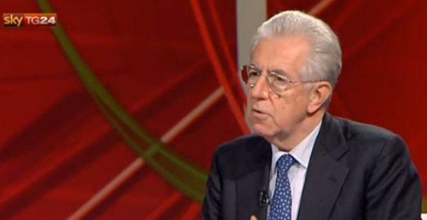 Mario Monti Ospite dalla D'Amico, si schiera contro i matrimoni gay