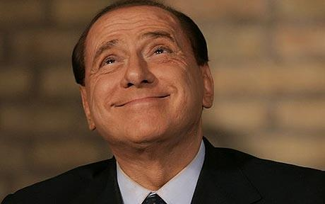 Berlusconi alle Europee